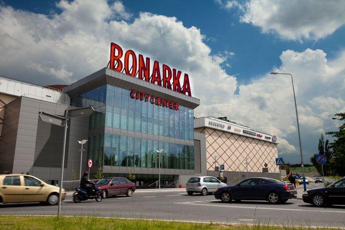 shopping in krakow city centre